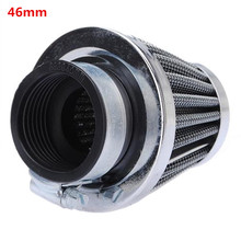 EE support 46MM Motorcycle Motor Power ATV Scooter Air Intake Filter Replacement Sales XY01