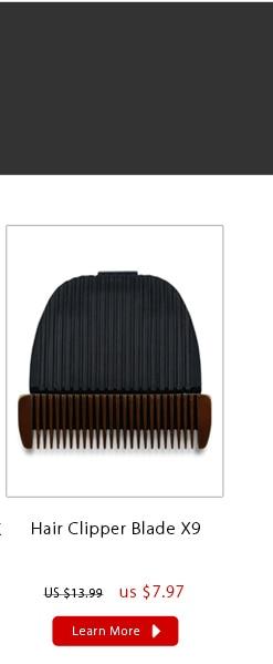 RIWA оригинальная упаковка титановое керамическое лезвие для стрижки волос X9