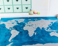 Deluxe-Scratch-Edition-World-Map-Wall-Stickers-575×815-cm-2