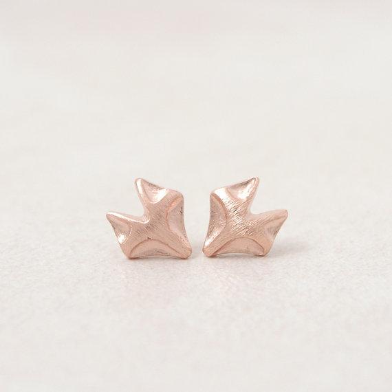 Shuangshuo New Arrival Fashion Cute Fox Stud Earrings for Women Animal Stud Earring Birthday Gifts boucle d'oreille femme 2017