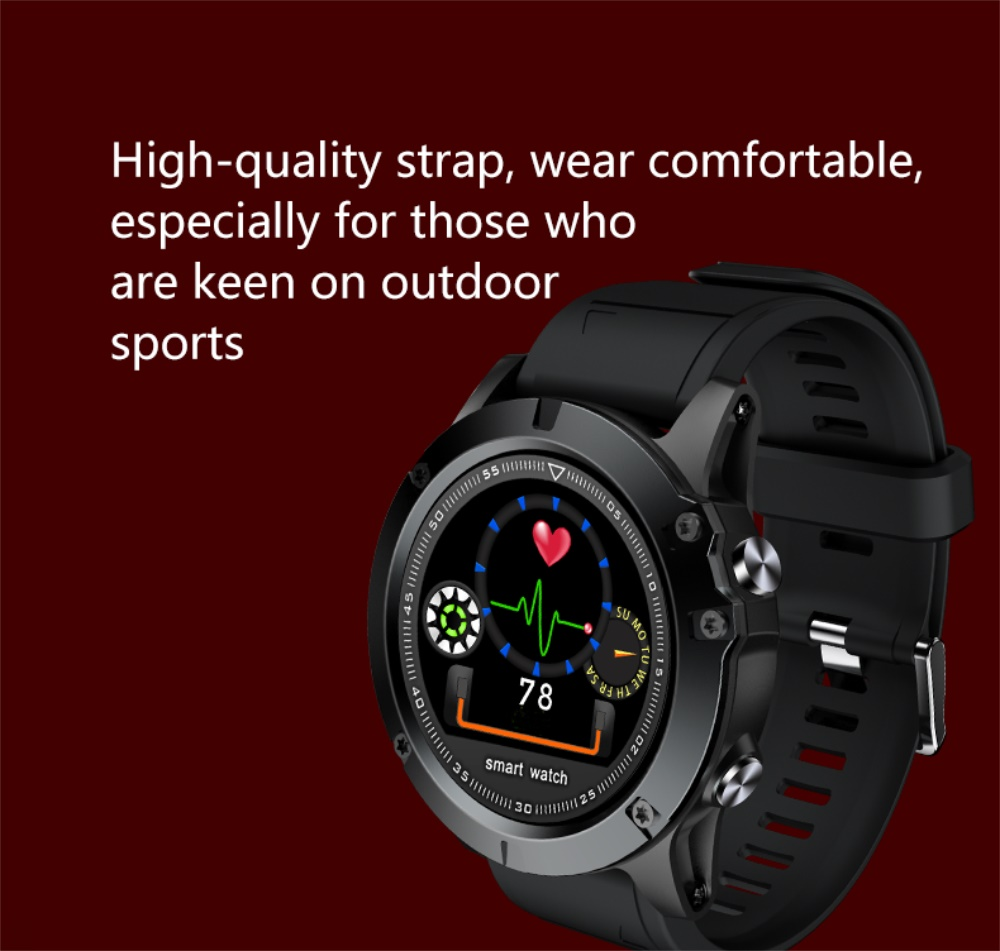 696 L11 Men Smart Bracelet Heart Rate Blood Pressure Fitness Tracker IP68 Waterproof Smart Watch for Android IOS smart phone 15