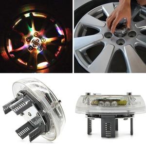 Waterproof 4 Modes 12 LED Car Auto Solar Energy Flash Wheel Tire Rim Light Lamp Decoration , , ,