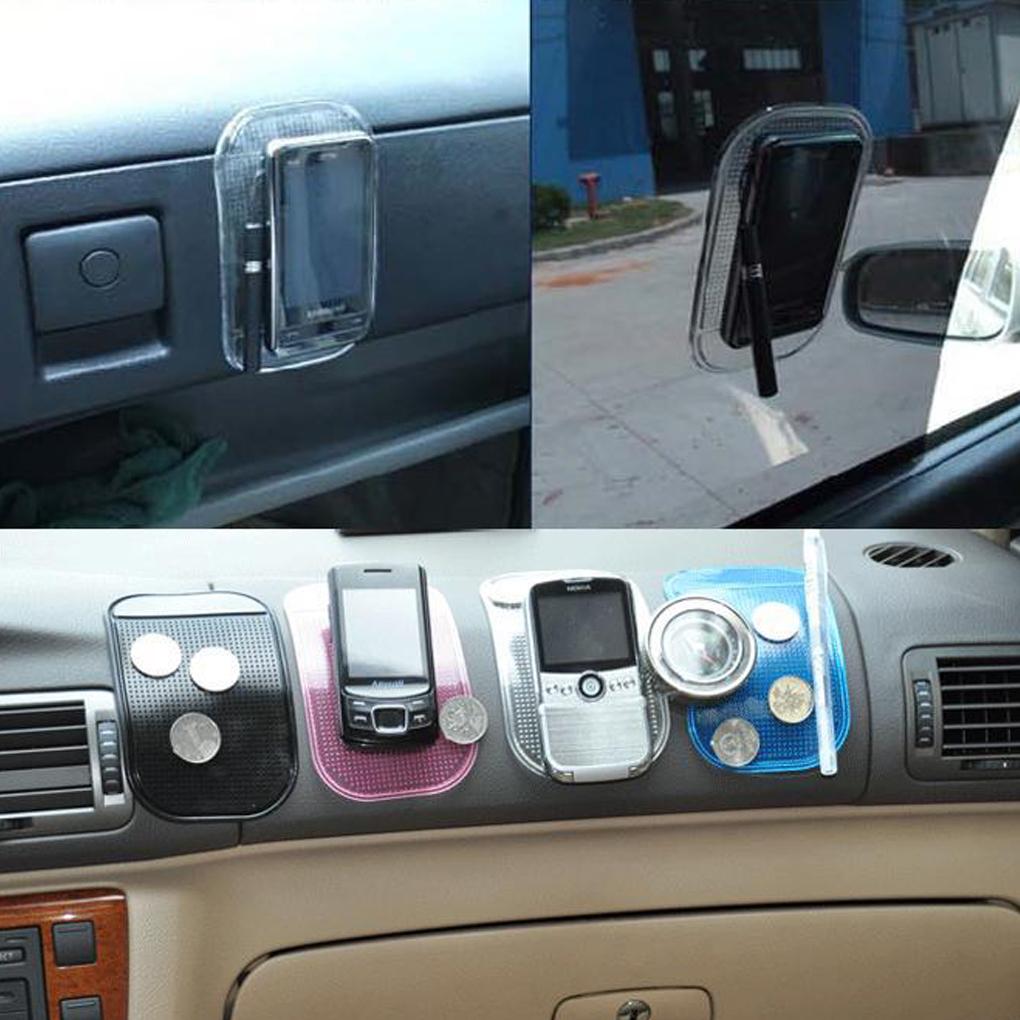 HTB1lk96GeOSBuNjy0Fdq6zDnVXag - 4pcs Styling Sticky Gel Pad Holder Magic Dashboard Silicone Anti Non Slip Mat Car Accessories Car for Gadget Phone