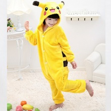 animal onesie pajamas halloween for kids girls panda costume pikachu fancy dress winter unicorn jumpsuit kids boys koala stitch