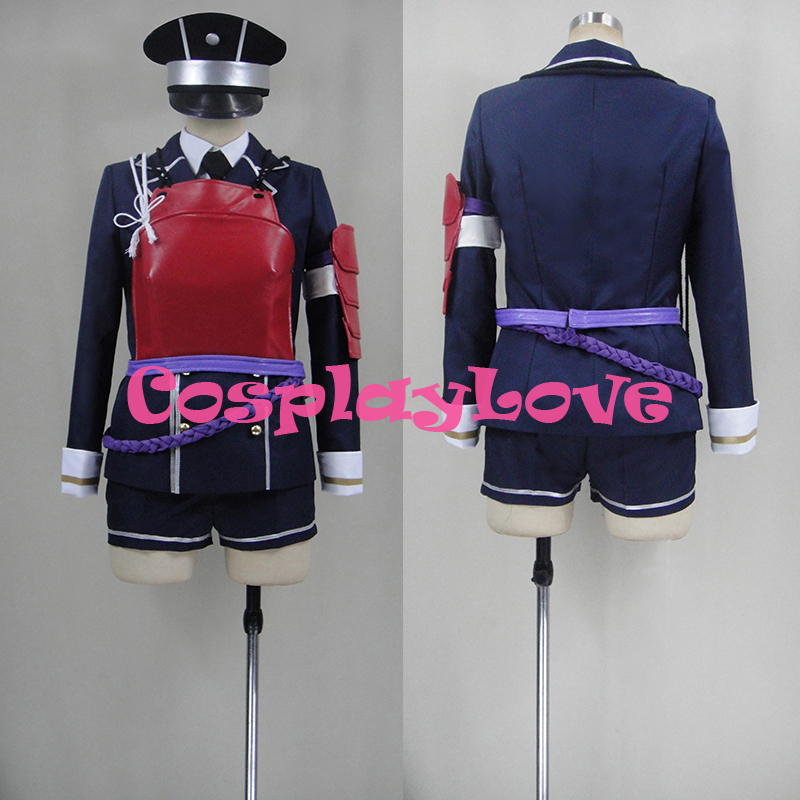 Custom Made Japanese Game Touken Ranbu Online Akita Toushirou Cosplay Costume Christmas Halloween High Quality CosplayLove