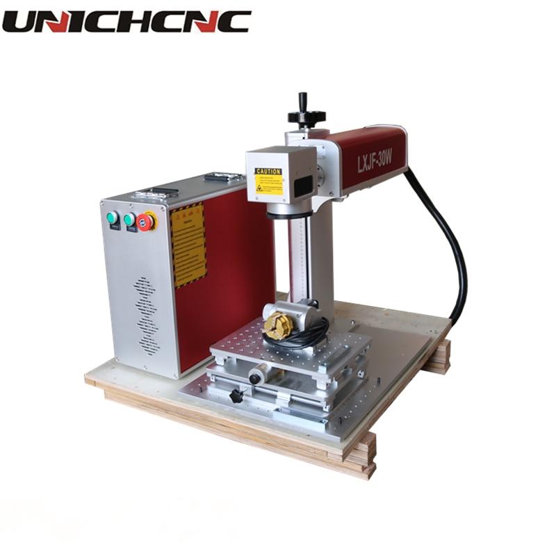 Multipurpose Outstanding 110*110mm Portable Fiber Laser Marking Machine