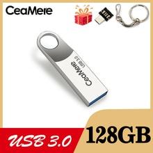 CeaMere USB Stick 256GB/128GB/64GB/32GB/16GB Stift Drive stick USB 3,0 Flash Drive Memory stick USB disk Kostenloser OTG