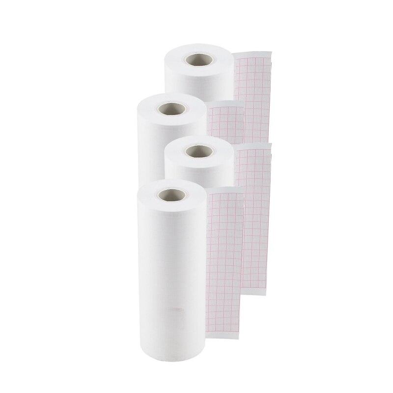 Thermische Drucker papier für ECG ekg Maschine ECG600G, 110mm * 20 meter, Aufnahme Papier