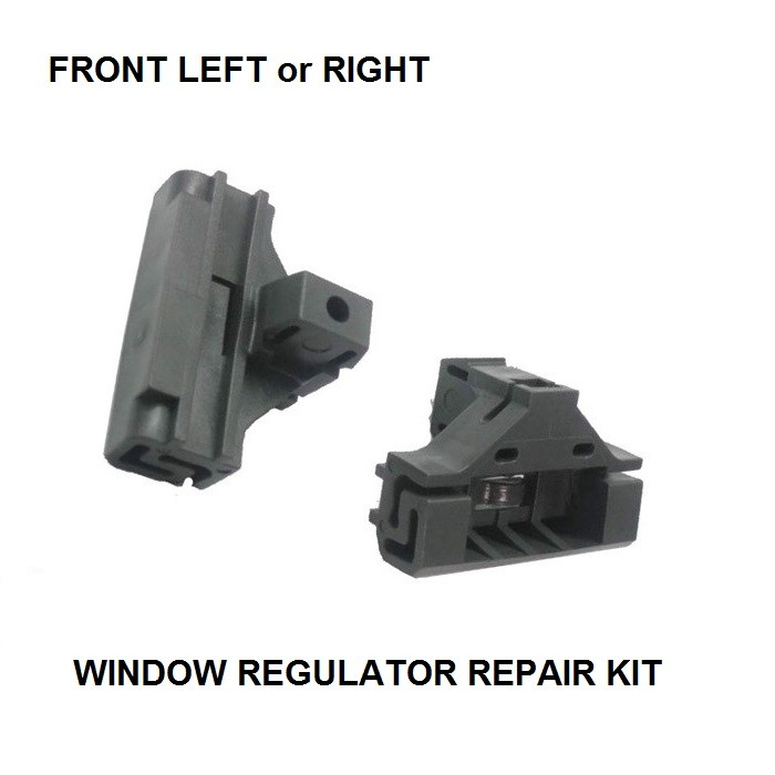 CAR WINDOW CLIPS KIT FOR SEAT AROSA 6H WINDOW REGULATOR REPAIR KIT FRONT RIGHT-LEFT 1997-2004