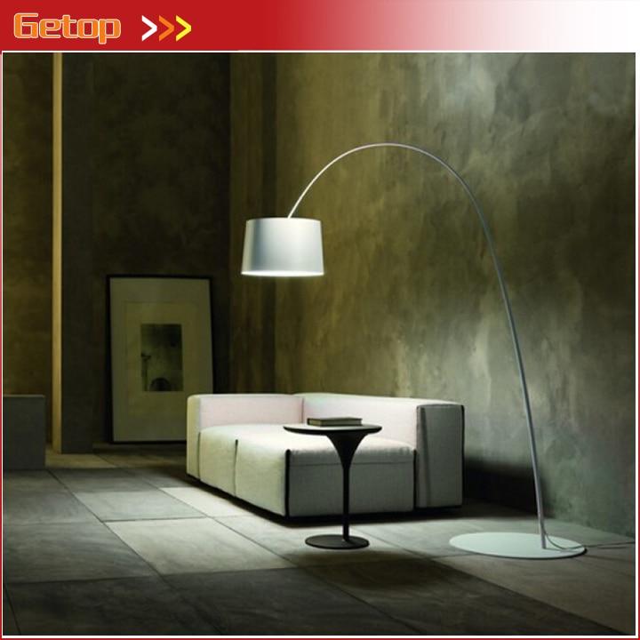 Us 484 5 15 Off Getop Brand Quality Foscarini Twiggy Terra Floor Lamp Marc Sadler Design Trendy Floor Lamp Lighting With E27 Led Bulbs In Floor