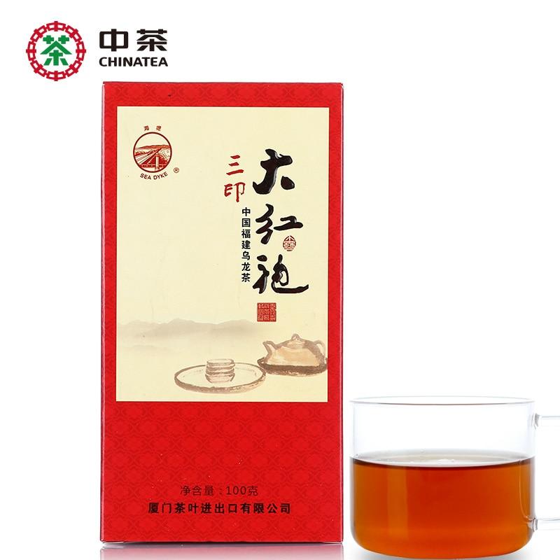 100g Te Oolong tea Da Hong Pao Chinese Green Tea f...