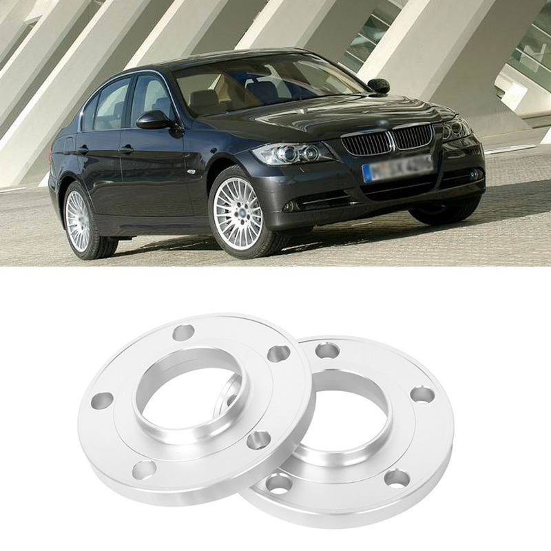 2PCS 5x120 72.6CB Aluminum Centric Wheel Spacers Tire Adapters Rims Flange Hubs For BMW Series колесные диски wiger wg 0319 bmw 7x17 5x120 d72 6 ет38 mgm