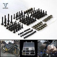 Universal Motorcycle Fairing/windshield Bolts Screws set For Honda cbr 929 rr /cbr929rr cbr 600 rr cbr954rr cb1000r cbr 1100xx