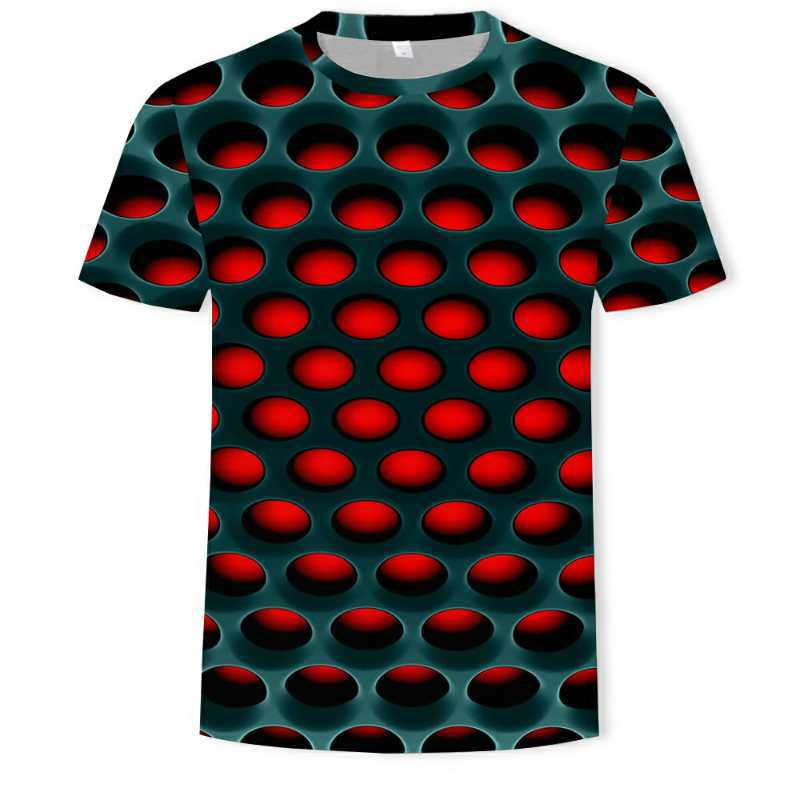 d02002af8503 2019 Funny Printed Men T-shirt Casual Short Sleeve O-neck Fashion 3D T