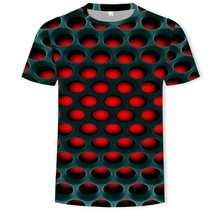 2019 Funny Printed Men T-shirt Casual Short Sleeve O-neck Fashion 3D T shirt Men/Woman Tees Top High