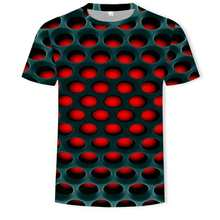 2019 Funny Printed Men T-shirt Casual Short Sleeve O-neck Fashion