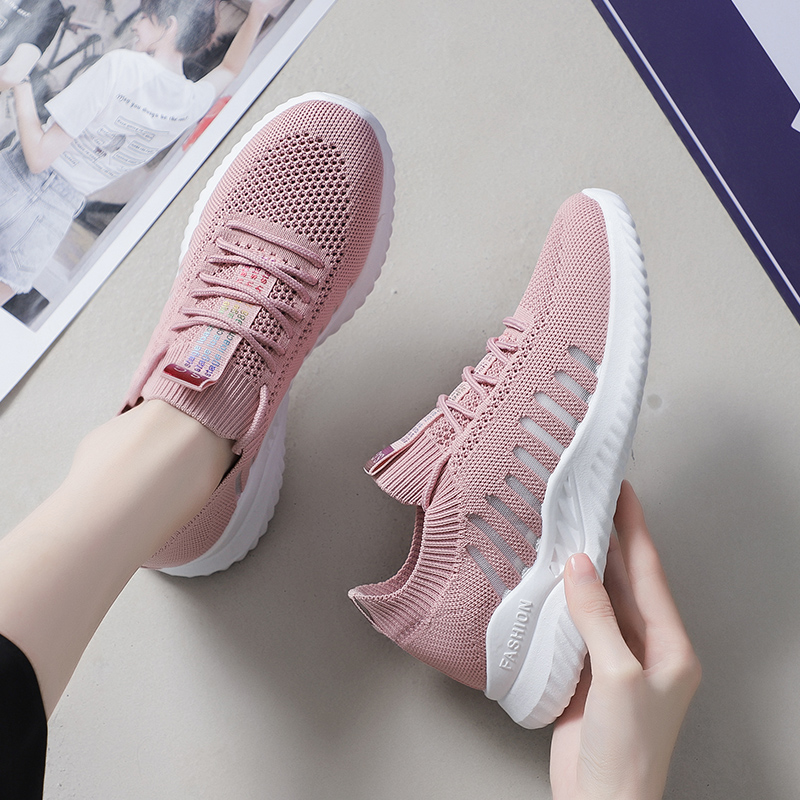 Leader Show Athletic Shoes For Woman Solf Light Outdoor Women Sneakers Brand New Zapatillas Mujer 2019 Trend Sneaker For Woman 2