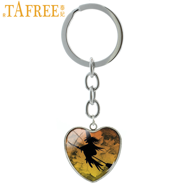 Boxer Gift Key Ring Handmade by Blue Witch