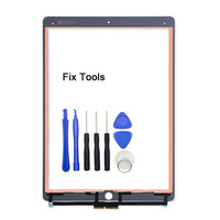 1Pcs Digitizer Touch Screen Assembly For Apple IPad Pro 12 9 2015 Version A1584 A1652 Front