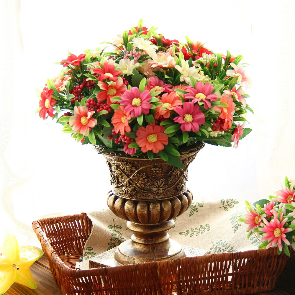 Aliexpress buy 8 headsbouquet autumn colorful silk daisy aliexpress buy 8 headsbouquet autumn colorful silk daisy artificial flowers for wedding table home decoration cheap artificial chrysanthemum from dhlflorist Images