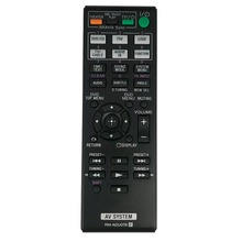 цена на NEW RM-ADU078 for SONY Audio/Video Receiver Remote Control for DAV-TZ230 DAV-TZ510 DAV-TZ630 DAV-TZ710 HBD-TZ135 HBD-TZ530