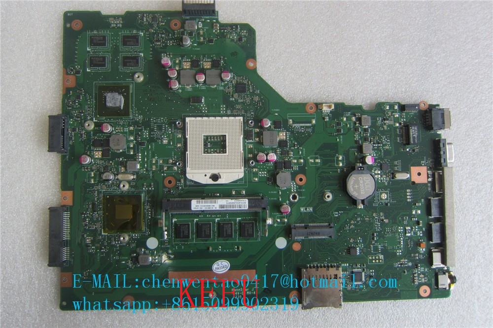 где купить X75VD  non-integrated  motherboard for  laptop X75VD  100% full test дешево