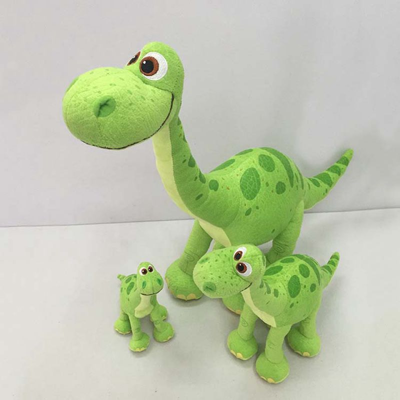 30cm/20cm The Good Dinosaur Spot Dinosaur Arlo Plush Stuffed Toy Doll silver professional foundation brush fish scale makeup brushes pro foundation powder blush contour brush fishtail cosmetic tool