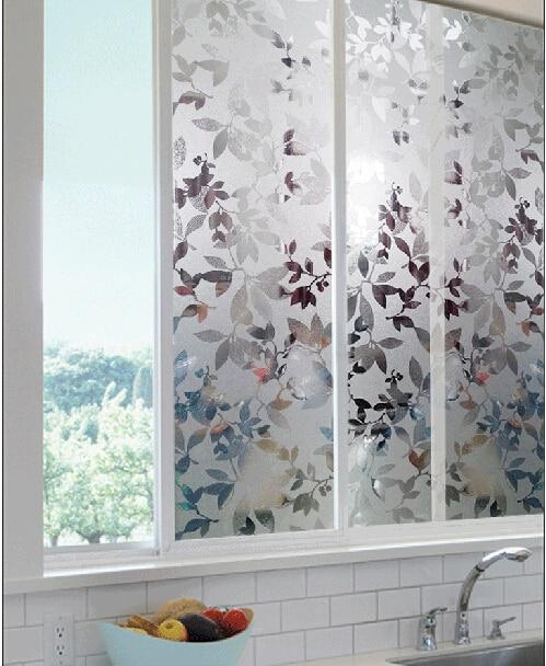 60cmx300cm29cm x 300cm 1pc sliding door window decorative static 60cmx300cm29cm x 300cm 1pc sliding door window decorative static cling stained glass film planetlyrics Choice Image