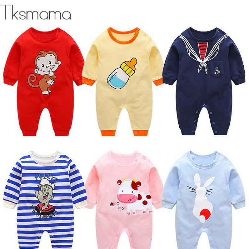 2019 Winter Baby Cotton, Baby Clothes, Newborn Baby Boy Clothes   Rompers   ZJS00015