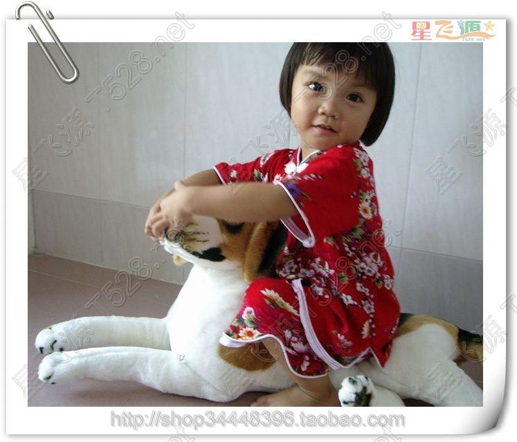 simulation animal 50cm Beagle dog plush toy doll gift k0549 мультиметр fuke dt9205a ac dc lcd dt9205a