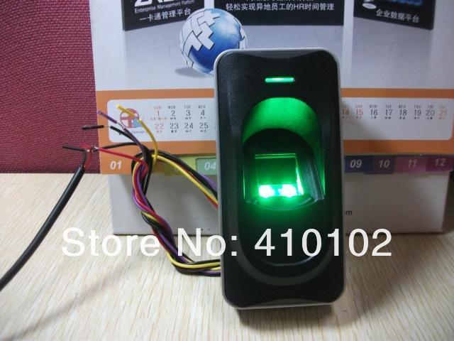 RS485 FR1200 Lector de Tarjetas de Control de Acceso Biométrico de Huella Digital Lector de tarjetas con la Tarjeta de IDENTIFICACIÓN