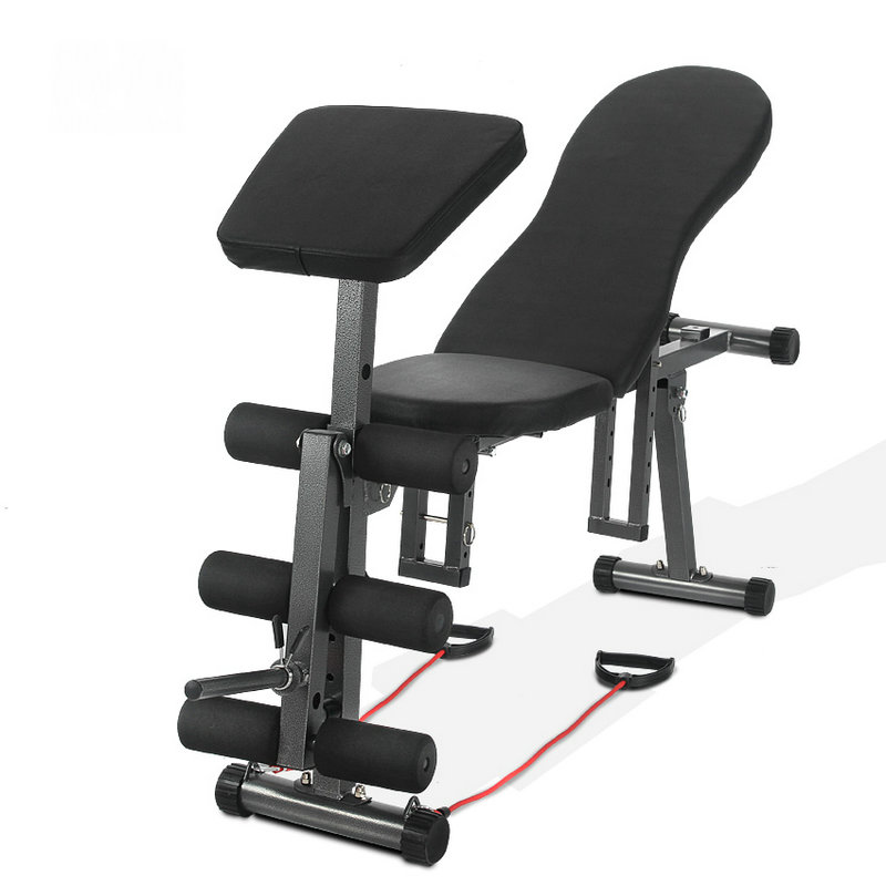 Peachy Us 131 57 14 Off 5 In 1 Ab Bench Dumbbell Stool Abdominal Board Slant Board Push Up Exercise Decline Folding Bench With Adjustable Grade In Sit Creativecarmelina Interior Chair Design Creativecarmelinacom