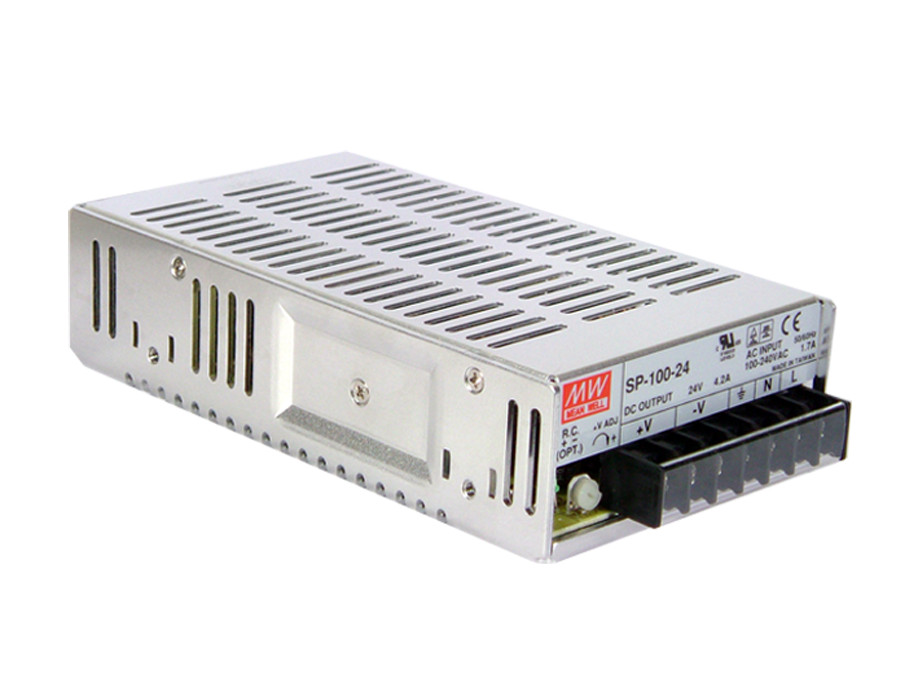 MEAN WELL original SP-100-15 15V 6.7A meanwell SP-100 15V 100.5W Single Output with PFC Function Power Supply [mean well1] original epp 150 15 15v 6 7a meanwell epp 150 15v 100 5w single output with pfc function