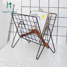 Модные книжные шкафы в стиле Луи, современный мини настольный простой стол для спальни, студенческий мини-шкаф для хранения