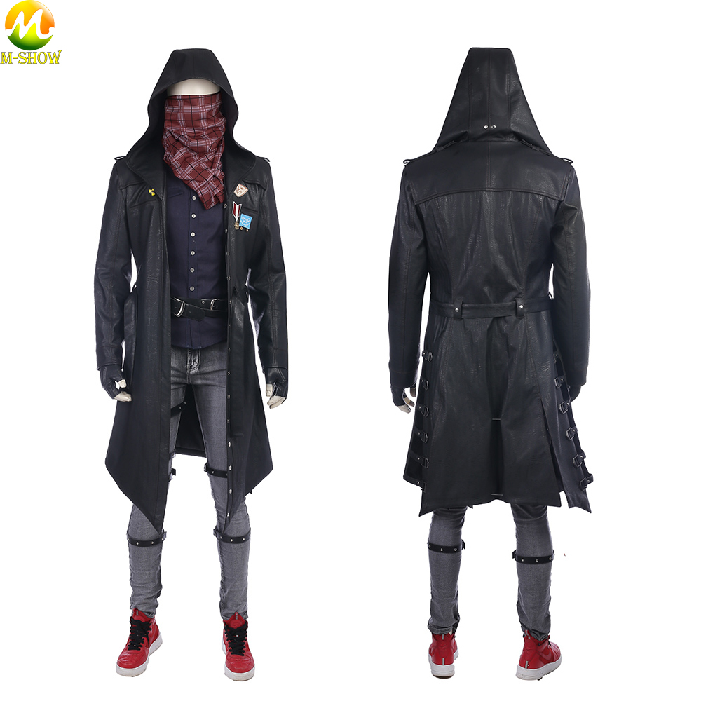 Game PLAYERUNKNOWN'S BATTLEGROUNDS Cosplay Costume PUBG Halloween Cosplay Costume Full Set For Men Custom Made