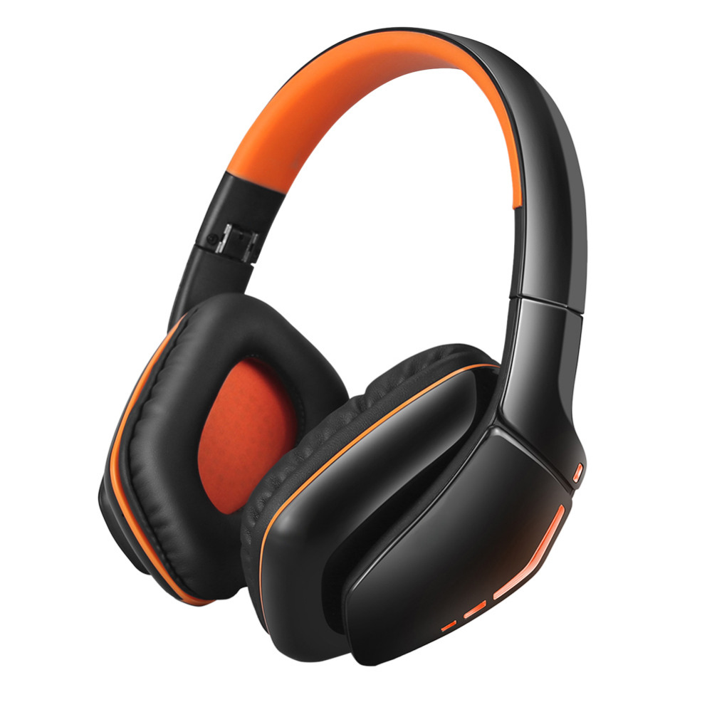 Vodool B3506 Foldable Bluetooth 4.1 Wireless Headset Stereo Headphones Gaming Earphone with Mic for PS4 PC Tablet Computer wireless headphones bluetooth earphone with mic gaming headset headphones bluetooth for android iphone samsung smartphone tablet
