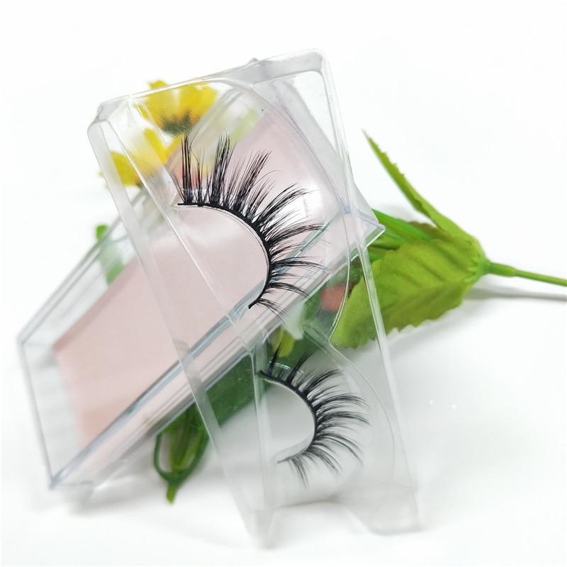 10pairs/lot 3D Mink Lashes Wholesale EyeLash Accept Custom Box Own Logo Brand Eyelash free shipping