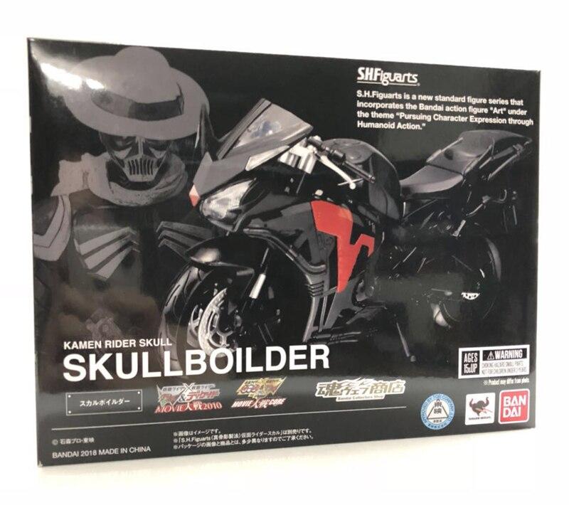 Красивый ангел натуральная Bandai Tamashii Наций S.H. Figuarts эксклюзивный масках Rider W череп Boilder фигурку - 4