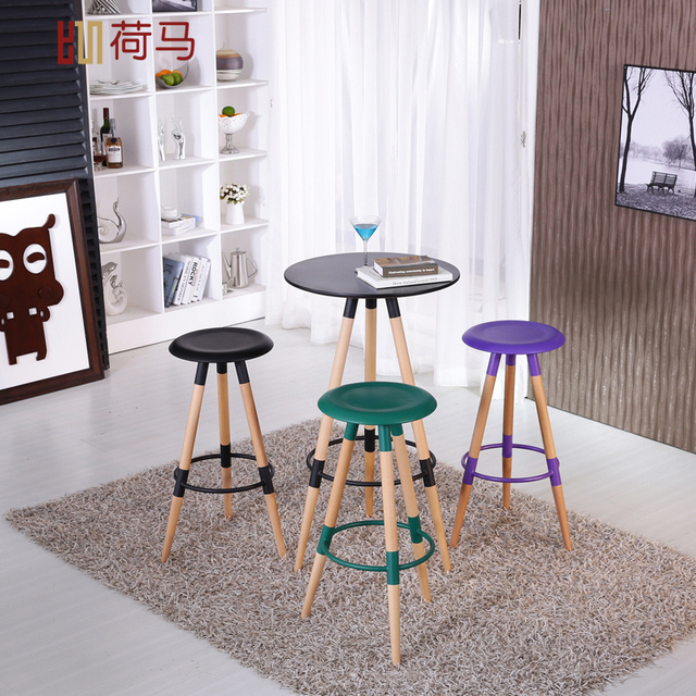 Homer Modern Fashion Bar Chair Leisure Chairs Minimalist Design Bar Chairs  Commercial Bar Stool Bar Chair