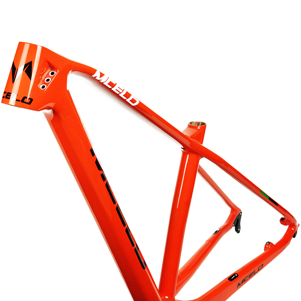 2019 MCELO Brand T800 Carbon Mtb Frame 29er Mtb Carbon Frame 29 Carbon Mountain Bike Frame 142*12 Or 135*9mm Bicycle Frame