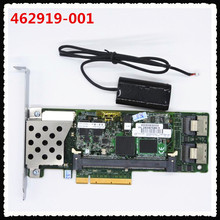 462919 001 013233 001 Array Sas P410 Raid Controller Card 6Gb Pci E Met 512M Ram