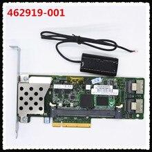 462919 001 013233 001 מערך SAS P410 RAID בקר כרטיס 6Gb PCI E עם 512M זיכרון RAM