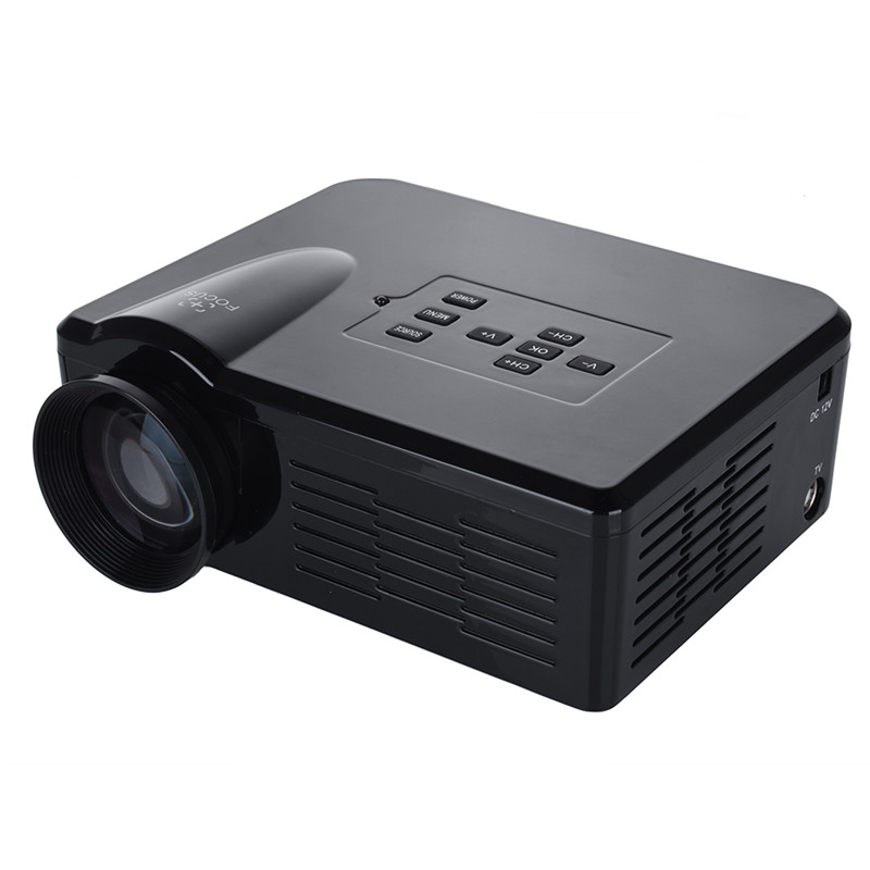 Mini BL 35 1000Lumens LCD LED HD Video 3D Home Theater Mini TV DVD game Projector