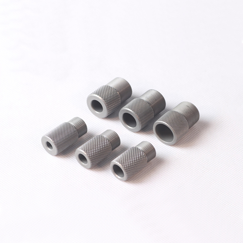 Matched with Woodworking Hole Drilling in Round Dowel Locator Drill Bushing and Stop Ring