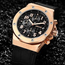 Genuine mens watches top brand luxury watch men Chronograph