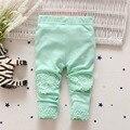 Fashion Autumn Baby Kids Children Girls Infants Babi Long Pants Lace Skinny Slim Leggings Trousers  S3629