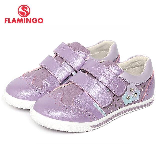 Flamingo 2017 новое прибытие весенние и осенние кроссовки для девушки высокого качества способа детская обувь 71p-xy-0120