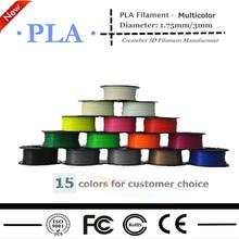 Made In China 1 75mm 3mm 3D Printing PLA Filament 3D Printer Plastic Filament