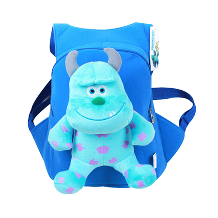 a30cbfba00d4 Monsters University Sullivan school bags cartoon kids mochila infantil  violetta escolar school backpacks kids mochilas infantis-in School Bags  from Luggage ...