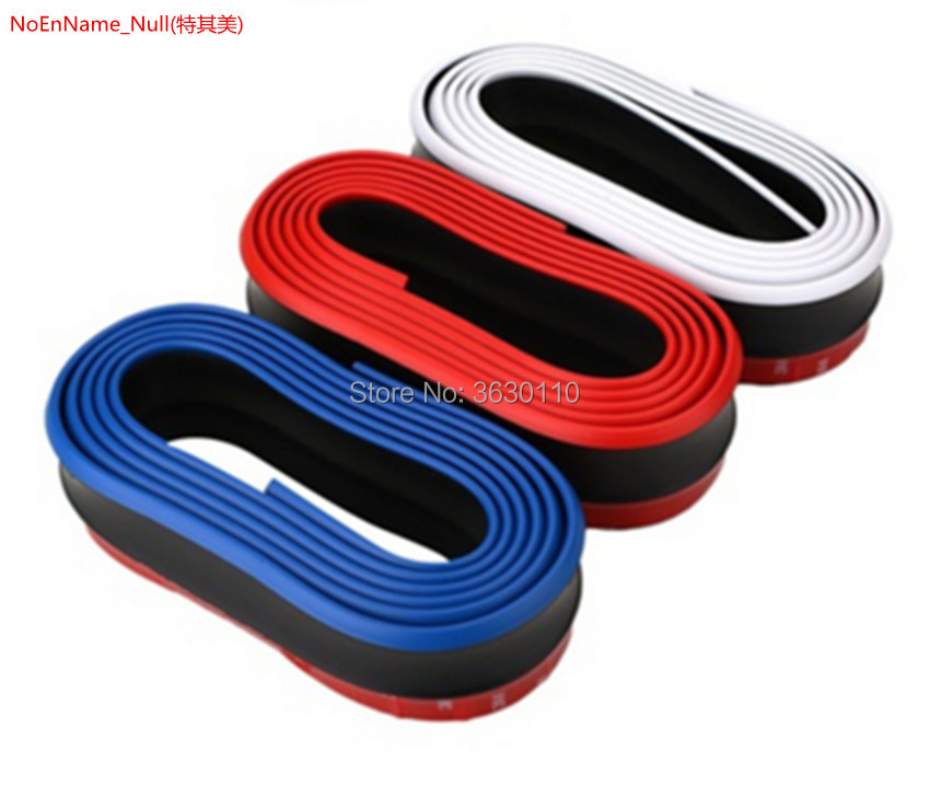 For Mazda 6 M6 MPS For Mazda6 Atenza Bumper Lip / Front Spoiler Deflector Car Scratch Proof Adhesive / Body Kit / Strip Skirt